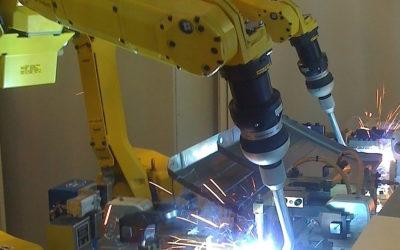 La soldadura robotizada y sus ventajas