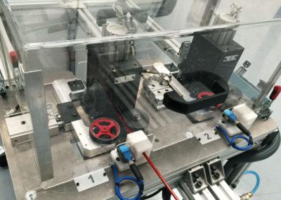 Proyecto corte de tubos