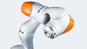 Robot colaborativo KUKA